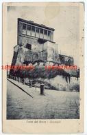 TORRE DEL GRECO - MUNICIPIO F/PICCOLO VIAGGIATA  1925 - Torre Del Greco