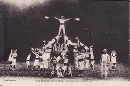 79 LEZAY -- Les Enfants De La Dive - Souvenir Du 10 Juillet 1927 N° 1 - Autres Communes