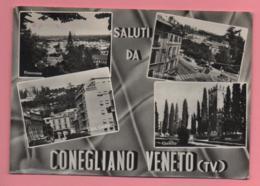 Saluti Da Conegliano Veneto - Treviso