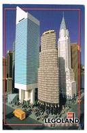 SC-1786    LEGOLAND / CALIFORNIA  : Miniland - New York's Central Manhattan Skyline - Denmark
