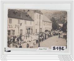 7847 AK/PC/CARTE PHOTO A IDENTIFIER PROCESSION - Cartoline
