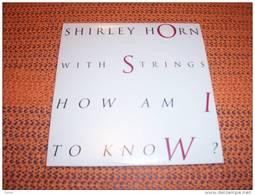 Shirley  Horn  ° COLLECTION  D'UN CD PROMO  TITRES + 2 ALBUMS - Musique & Instruments