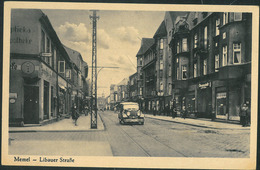 MEMEL Vintage Postcard Klaipeda - Lithuania
