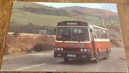 Merthyr Tydfil Borough Council No. 236 (SDW 236Y) A 1983 Dennis Lancet SD512.....Named 'Cyfarthfa Castle' - Buses & Coaches