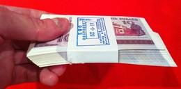 En État ! Rare ! Lot De X 100 ! Lot De Cent 100 Billets De 10 Roubles Belarus 2000 ! Russie Rare Revendeur ! Collection - Russia