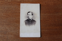 Cdv Second Empire  Officier   Stanilas  Pamley  Par Barthelemy - Guerra, Militares
