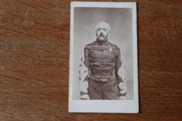 Cdv Second Empire   Officier General  Felix Douay - Guerra, Militares
