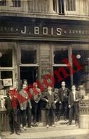 38. ISERE - GRENOBLE. Mercerie Bonneterie J. Bois, 3 Place Aux Herbes. (Qualité Photo) - Grenoble