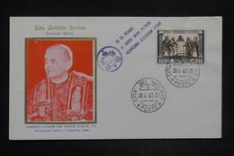 VATICAN - Enveloppe Souvenir De 1963 - L 25982 - Covers & Documents