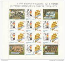 España Nº 3805 En Minipliego - 2001-10 Neufs