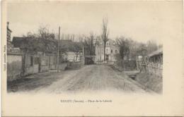 D89 - VENIZY - PLACE DE LA LIBERTE - PRECURSEUR - Autres Communes