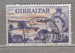 GIBRALTAR 1953 Mi 144 Used (o) #24306 - Gibraltar