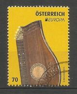 Österreich  2014  Mi.Nr. 3134 - EUROPA CEPT - Musikinstrumente - Gestempelt / Used / (o) - Europa-CEPT