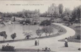 VALENCIENNE - Le Jardin- Vue D 'ensemble  (lot Pat 64) - Valenciennes