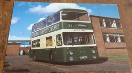Chesterfield No. 144, A 1977 Daimler Fleetline FE30ALR With Roe Bodywork - Buses & Coaches