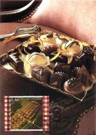 Belgium 2006 Mi. 3630 MC CM Maximum Card, Chocolate, Chocolat, Chocolade, Belgian Pralines, Food - Alimentación