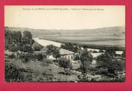 CPA (Réf: T-802) Environs De LA FERTÉ-sous-JOUARRE (77 SEINE-et-MARNE) Vallée De La Marne Prise Du Saussoy - La Ferte Sous Jouarre