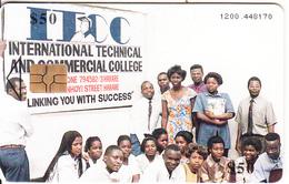 ZIMBABWE - ITCC, Calendar 1999, Tirage 40000, Chip GEM3.3, Used - Simbabwe