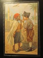 Pubblicitaria Sigarette Libia 1912 - Guerre 1939-45