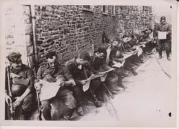 ZEITUNG    FOTO DE PRESSE WW2 WWII WORLD WAR 2 WELTKRIEG Aleman Deutchland - Guerra, Militares