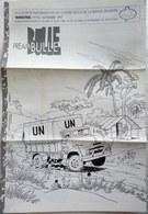 Bulletin D'information PREAM-BULLE 32 Centre Belge De La Bande Dessinée 1997 Couv DESORGHER NERON JIMMY TOUSSEUL FUMETTI - Advertisement