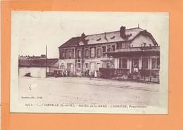 CARTE POSTALE - LONGUEVILLE - Hotel De La Grae - Cassière Propriétaire - Autres Communes