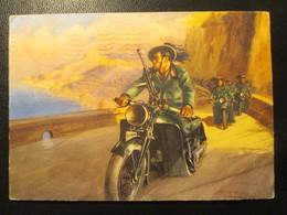 Bersaglieri Motociclisti - Guerra 1939-45