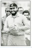 Lote PEP1282, Cuba, Entero Postal, Postcard, Stationery, 2013, Ediciones Aurelia, 13/36,  Fidel Castro Jugando Baseball - Cartes-maximum