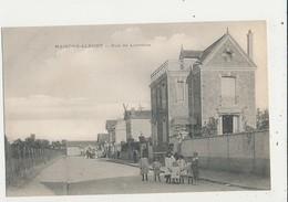 94 MAISON ALFORT RUE DE LORRAINE CPA BON ETAT - Maisons Alfort