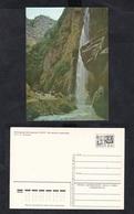 1976.SSSR. Kabardino-Balkar ASSR. Chegem Waterfalls. Tourism. Mountains. - Holidays & Tourism