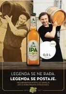 Croatia Zagreb 2019 / Beer Lasko IPA - India Pale Ale - Otras Colecciones