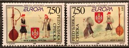 Bosnia And Hercegovina, Republic Of Srpska ,1998, Mi: 105/06 (MNH) - Bosnia Erzegovina