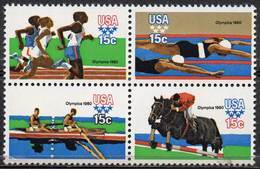 USA 1979 Olympics 1980 - United States