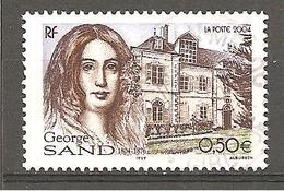 FRANCE 2004 Y T N ° 3645 Oblitéré, Cachet Rond, George Sand - Usados