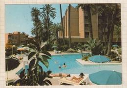 9AL865 MARRAKECH L'HOTEL  2 SCANS - Marrakech