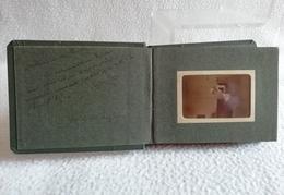 Authentique Album Photos 24 Clichés D'un Hôpital Pour Soldats Poilu Français De 14/18 Infirmières WW1 Daté 1916 - Albums & Collections