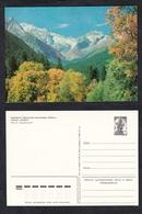 1979.SSSR. Karachay - Cherkess Autonomous Region. Alibek Gorge .Tourism. Mountains. - Holidays & Tourism