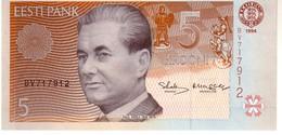 Estonia P.78 5 Krooni 1994  Unc - Estonia