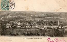 23. CPA. LAVAVEIX LES MINES.  Vue Générale.  1904. - Francia