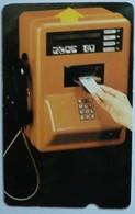 BELGIUM - Alcatel - Cardphone - Magnetic - Field Trial / Test - 100 - Bell Telephone - Belgien