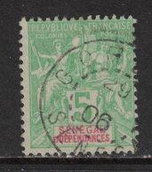 Senegal - Yvert 21 Oblitéré GOREE - Scott#39 - Senegal (1887-1944)