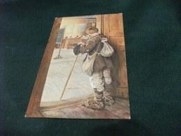 PICCOLO FORMATO AT THE SCHOOL DOOR BOGDANOFF BIELSKY BAMBINO STUDENTI - Scuole