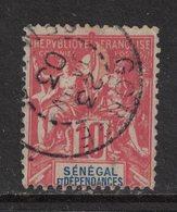 Senegal - Yvert 22 Oblitéré GOREE - Scott#41 - Senegal (1887-1944)