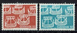 Dänemark 1969 // Mi. 475/476 ** - Neufs