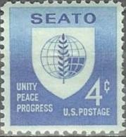 1960 4 Cents SEATO, Mint Never Hinged - Ongebruikt