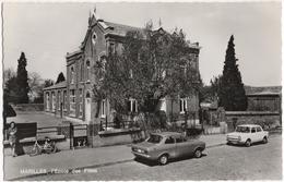 Marilles - L\'Ecole Des Filles - & School, Old Cars - Orp-Jauche