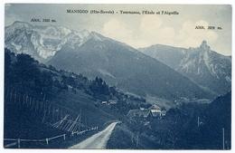 74 : MANIGOD - TOURNANCE, L'ETALE ET L'AIGUILLE - Frankrijk