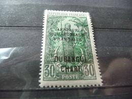 TIMBRE  OUBANGUI   N  75      COTE  1,60  EUROS   NEUF  SANS  CHARNIÈRE - Unused Stamps