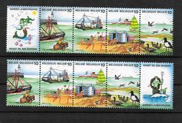 2273B En 2276B * * - Unused Stamps