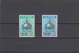 Filipinas Nº 943 Al 944 - Filipinas